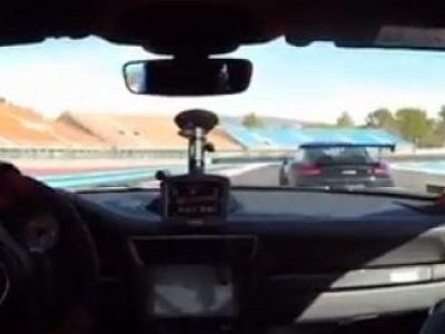 Porsche 911 GT2 RS vs. Porsche 911 GT2 RS Track Battle Is Awesome