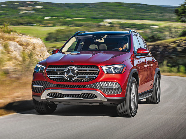Review: 2019 Mercedes-Benz GLE review, test drive