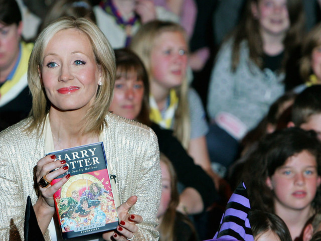 New Harry Potter books continue to weave the magic