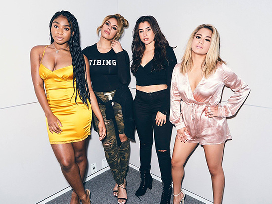 Fifth Harmony's New Album Is Reportedly Self-Titled