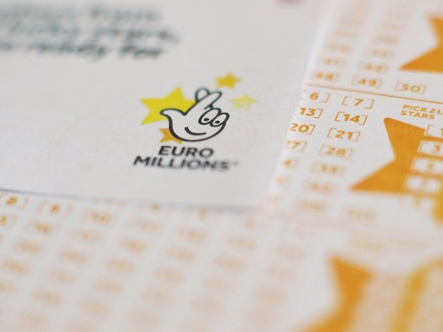 Euromillions results: Winning lottery numbers for Friday night's £31m jackpot