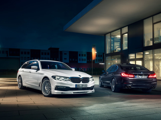 Video: ALPINA D5 S Stars in New, Stunning Promo Clip