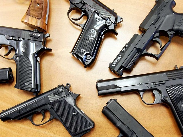 UK gun laws: who can own a firearm?