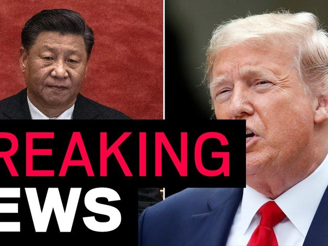 Donald Trump axes all funding to WHO after claiming 'China has total control over it'