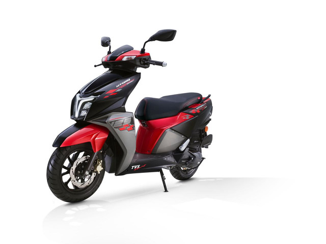 TVS Ntorq 125 Race Edition Launched In India At Rs. 62,995