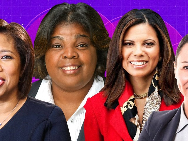 Most money managers are white men. Here's how Black women executives are breaking barriers in asset management to drive change.