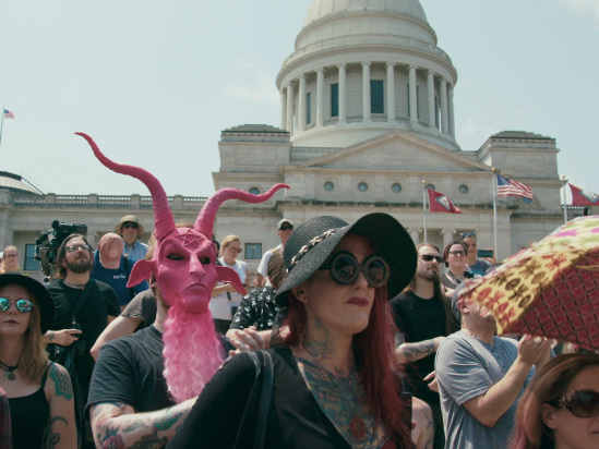 'Hail Satan?' Film Review: Sly Documentary Buttresses the Wall Between Church and State