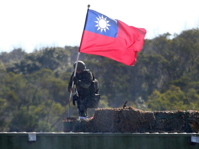 Biden administration approves first Taiwan arms sale valued at $750 million