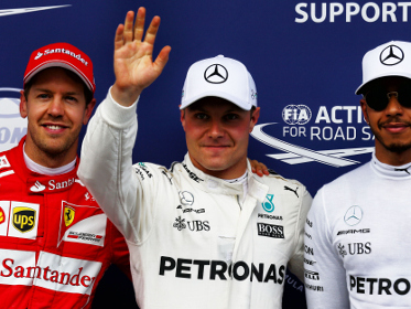Mixed Austrian F1 GP qualifying for Mercedes as Bottas takes pole position but Hamilton's title fight takes a hit