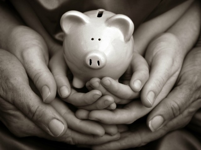 What financial advice did your parents give you?
