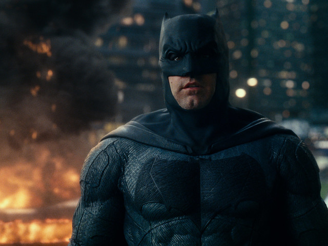Heroes: 'Justice League' Post Credit Scene In, Affleck's Batman Out?