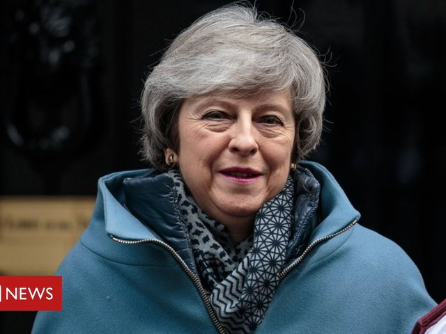 Brexit: Theresa May pushes on with her deal after latest defeat