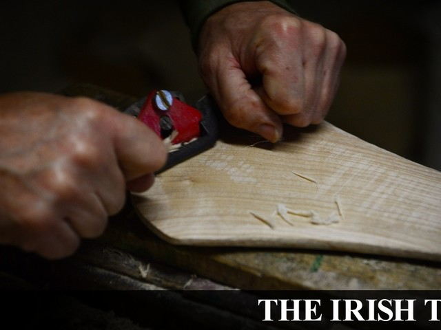 Art of hurley-making fails to impress Paschal Donohoe