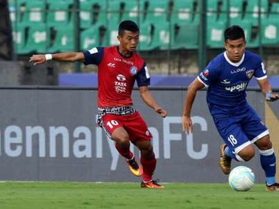 Rejuvenated and refreshed Jerry Lalrinzuala looking to kick on at Chennaiyin FC