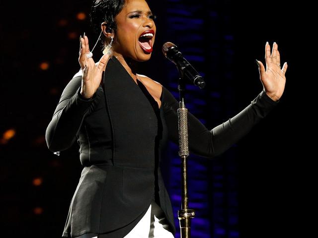 Jennifer Hudson Pays Tribute To Whitney Houston After Clive Davis Doc Opens Tribeca