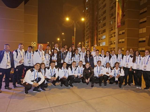Peruvian athletes first to enter Lima 2019 Village