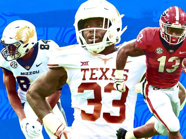 8 undrafted free agents who can stick in the NFL