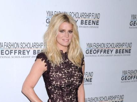Jessica Simpson ready to give birth any day now