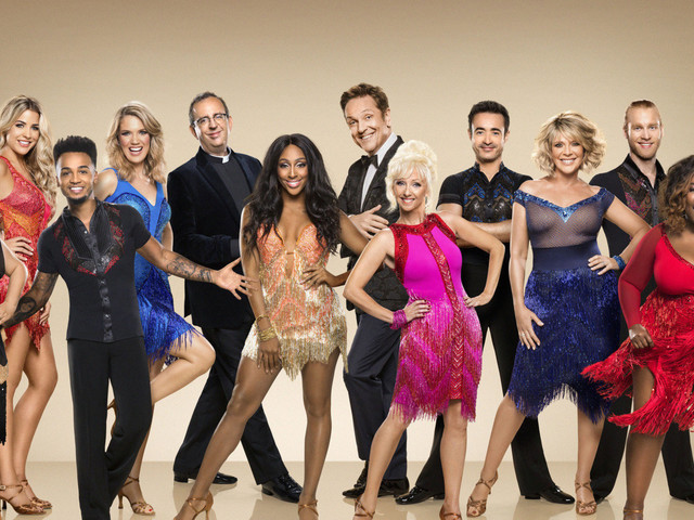 'Strictly Come Dancing' Contestants Get Their Gladrags On In First Official Photos Ahead Of Show Launch