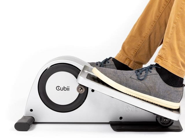 The CMO and cofounder of Cubii, a multimillion-dollar elliptical company making fitness accessible for all, shares how she built her business after raising almost $300,000 in a Kickstarter campaign