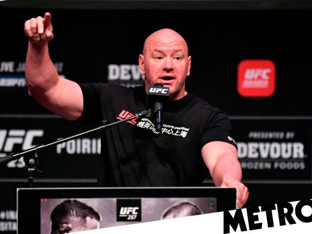 Dana White questions Conor McGregor's 'hunger' after defeat to Dustin Poirier