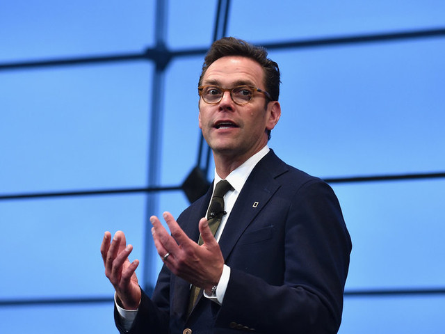 James Murdoch Plans Big Bets on Sustainable Businesses