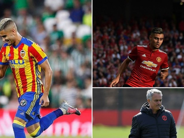 Manchester United player Andreas Pereira could be about to take another big risk