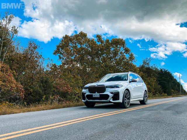 SPIED: BMW X7 LCI Facelift Seen in Public Yet Again