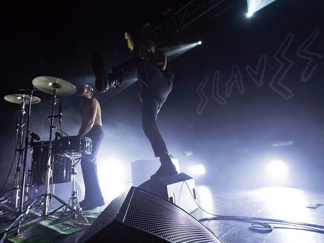 Slaves to headline and curate this year's Wheels And Fins event