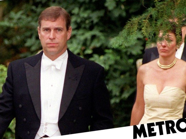 Jeffry Epstein's 'madam' Ghislaine Maxwell made 'visits to Prince Andrew at Buckingham Palace'