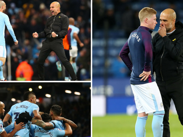 Man City news and transfer rumours LIVE Sergio Aguero updates and Manchester derby latest
