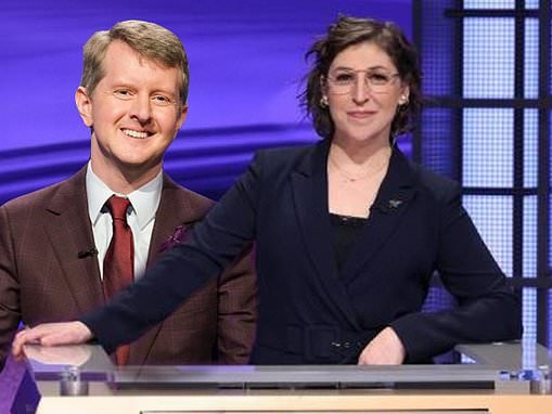 Mayim Bialik andKen Jennings to co-host Jeopardy 'for the rest of season 38'