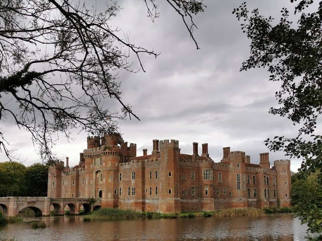 Visiting Herstmonceux Castle and Gardens, East Sussex