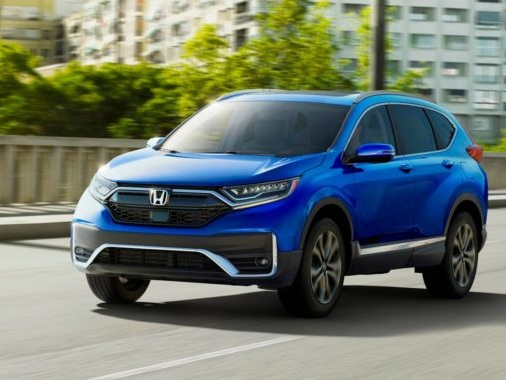 2020 Honda CR-V Unveiled In The US; Gets A New Hybrid Powertrain