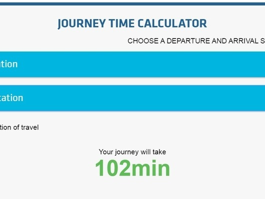 Did You Know Crossrail Already Has A Journey Planner?