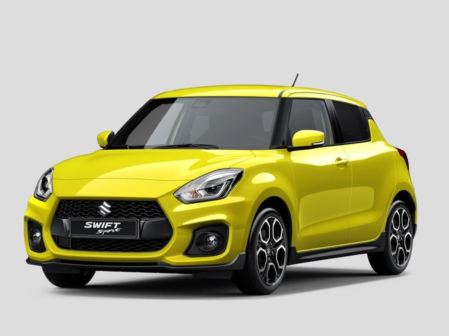 New 140HP Suzuki Swift Sport To Debut At 67Th IAA Frankfurt Motor Show