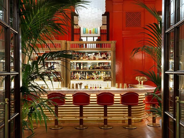 London's Best Hotel Bars
