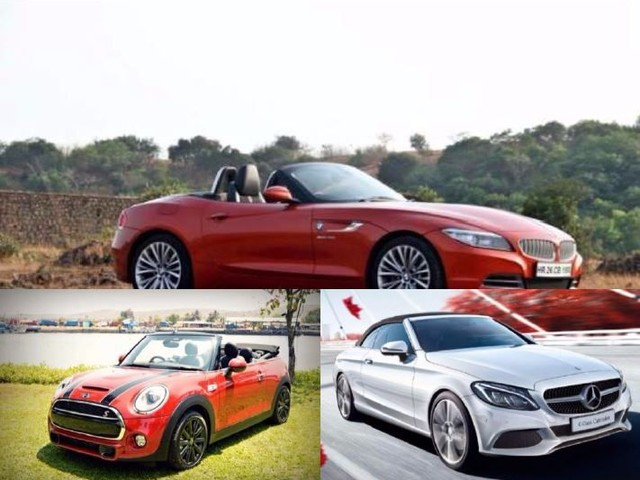Most Economical Convertibles You Can Buy In India