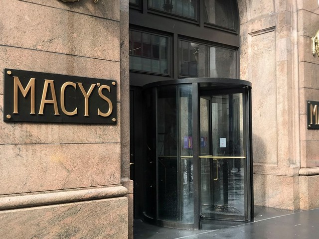 Macy's will test free same-day delivery in select markets for online orders over $75 — here's where you can get it (M)