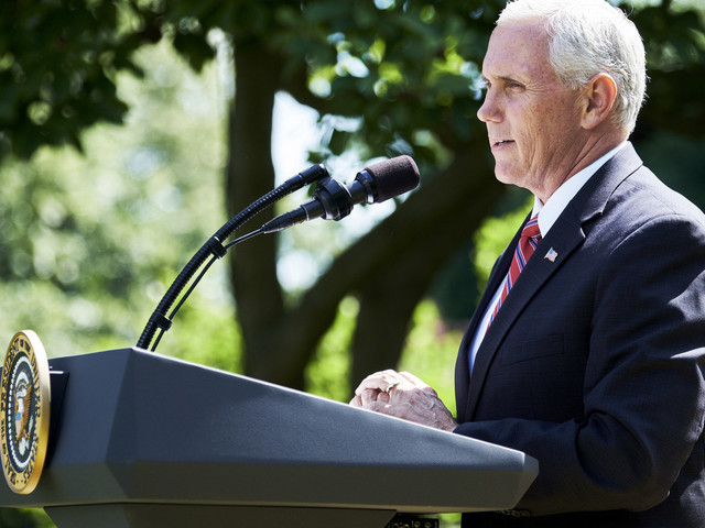Actually, Mike Pence, Climate Change Has Nothing To Do With A 'Liberal' Agenda