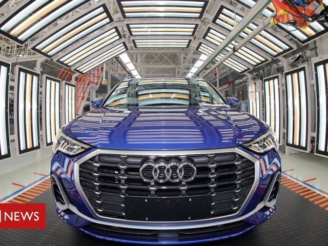 Chip-shortage 'crisis' puts the brakes on car-company output