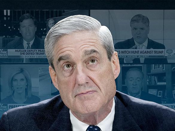 How Fox & Trump create anti-Mueller 'feedback loop'