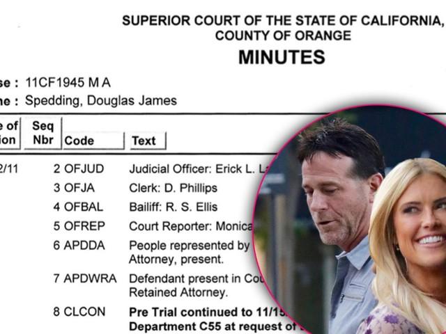 Christina In Danger? El Moussa's BF Arrested For Meth & Violating Restraining Order