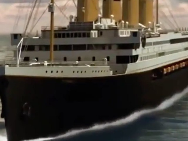 Inside the Titanic II, a close replica of the 1912 Titanic cruise liner that could set sail in 2022