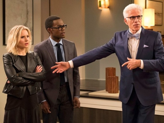 The Good Place's Second Season Is Just Like Heaven