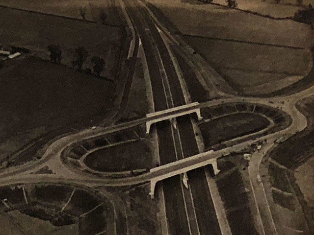 60 years of the M1: how we covered the opening of the UK's first motorway