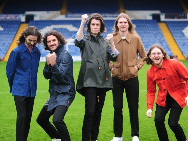 Blossoms at Stockport Edgeley Park stadium - support, stage times, set list and everything you need to know