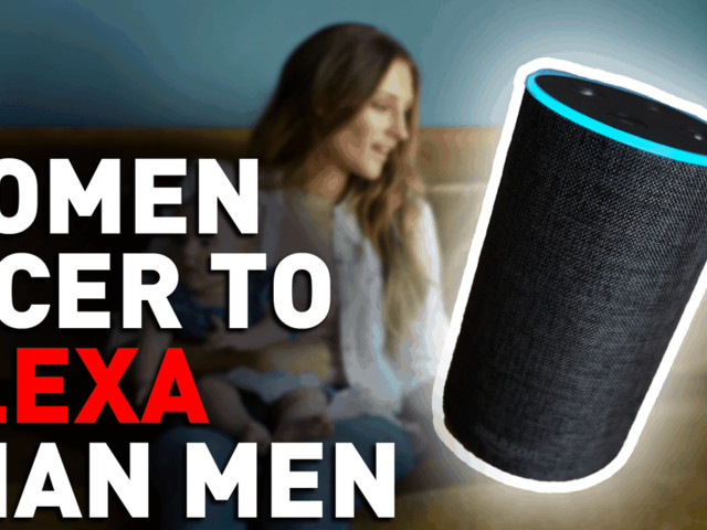 Poll finds women are nicer to their smart speakers than men — Future Blink