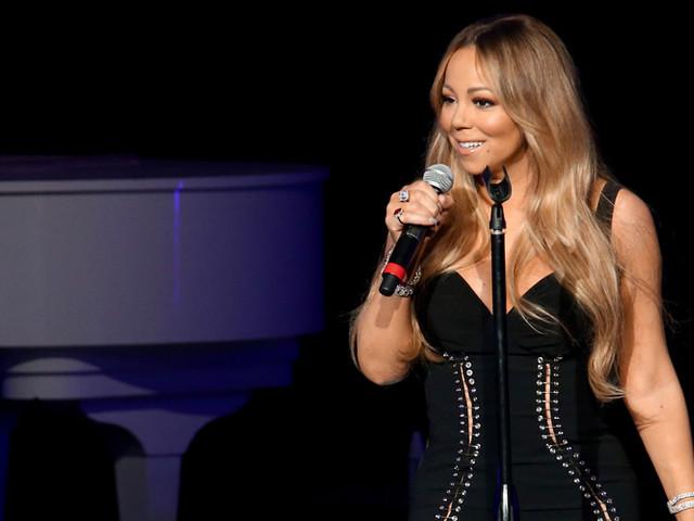 Mariah Carey Wears Manchester Bombing Victim Martyn Hett's Jacket at Meet & Greet