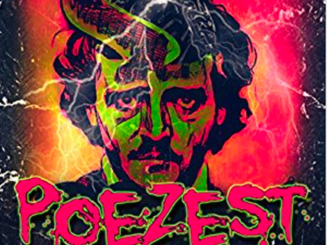 REVIEW- POEZEST By Mike Bennet : audio book reimagines Edgar Allen Poe